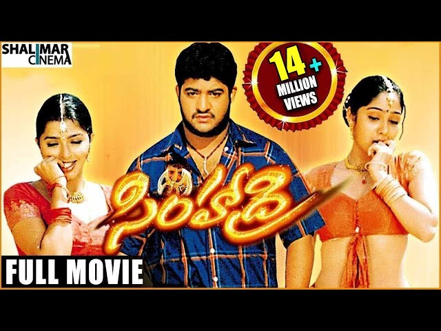 Simhadri Telugu Full Length Movie || NTR , Bhoomika Chawla , Ankhita Travel Video