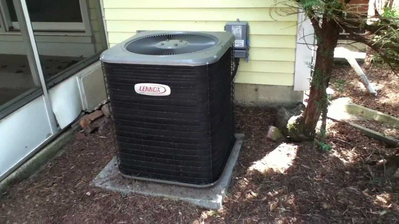 lennox ac compressor. 2005 lennox air-conditioner running! ac compressor v