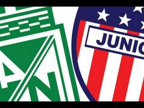 FIFA 16 SIMULACIÓN | JUNIOR VS ATLÉTICO NACIONAL | SEMIFINAL Liga I-2016 - YouTube