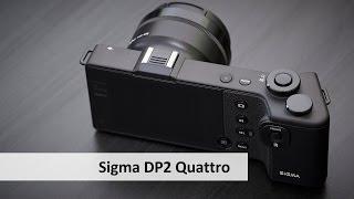 Sigma dp2 Quattro - Highend-Kompaktkamera mit Foveon-Sensor im Unboxing [Deutsch]