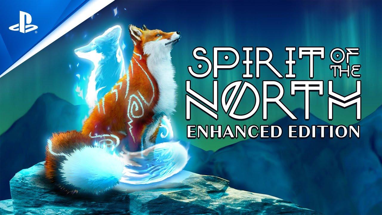 『スピリットオブザノース:エンハンスドエディション』PS5の新機能を体験