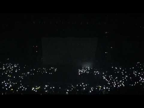 "BTS ""Not Today"" Chicago Allstate arena 3/29/17"