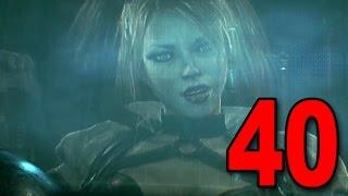 Batman: Arkham Knight - Part 40 - HARLEY QUINN (Playstation 4 Gameplay)