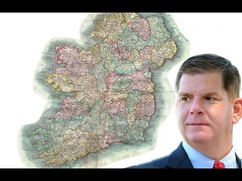 Boston Mayor Walsh previews Ireland trip