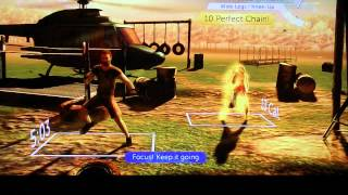 Xbox Kinect Your Shape Fitness Evolved 2012 Bootcamp