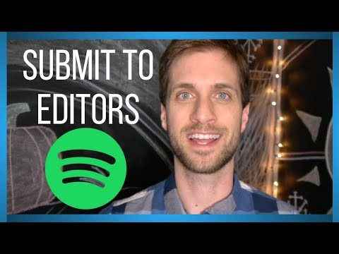 The New Spotify Playlist Submission Feature [How to Get Your Music on Spotify Playlists]