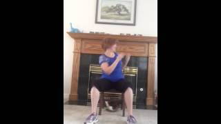 Do You Love Me - Seated Chair  fitness