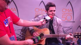 "Thomas Rhett performs ""Star of the Show"""