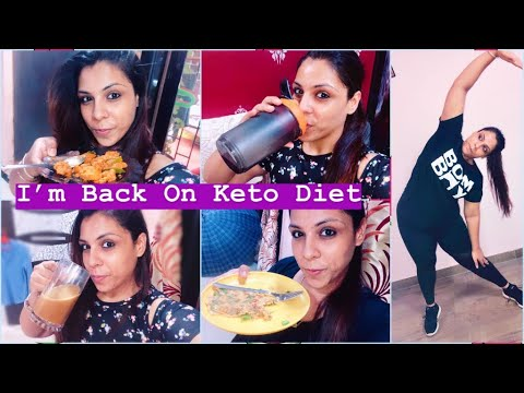 Keto Diet Plan Full Day Meals With Home Workout For Best Results VLOG Fitness And Lifestyle Channel thumbnail