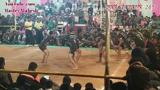 Gambar cover Kunbi Pro Kabaddi 2019 Final Match