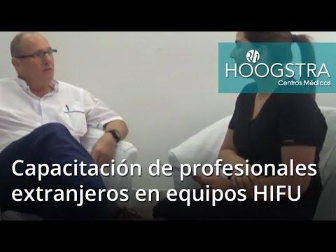 Capacitación de profesionales extranjeros en equipos HIFU (18116)