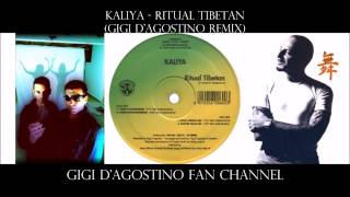 Kaliya - Ritual Tibetan ( Gigi D