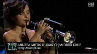 Dizzy  Atmosphere ANDREA MOTIS  JOAN CHAMORRO GRUP,