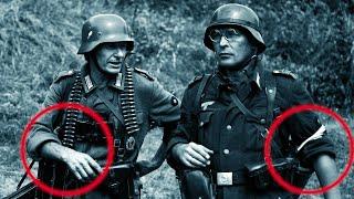Почему немецкие солдаты закатывали рукава формы до локтя, а советские военные - нет