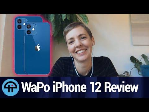 Washington Post iPhone 12 Review