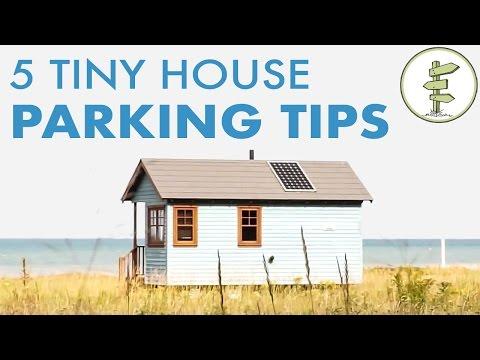Where to Park a Tiny House? - 5 Useful Tips!