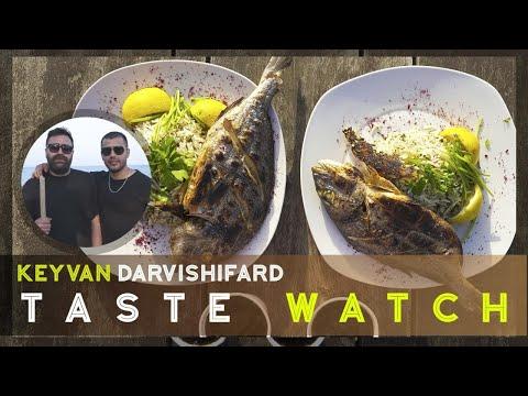TASTE WATCH | Keyvan Darvishifard