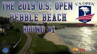 The Golf club 2019 - The 2019 U.S. OPEN | FIRST ROUND
