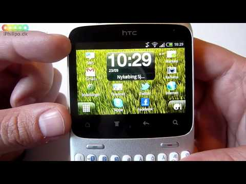 HTC Chacha Review