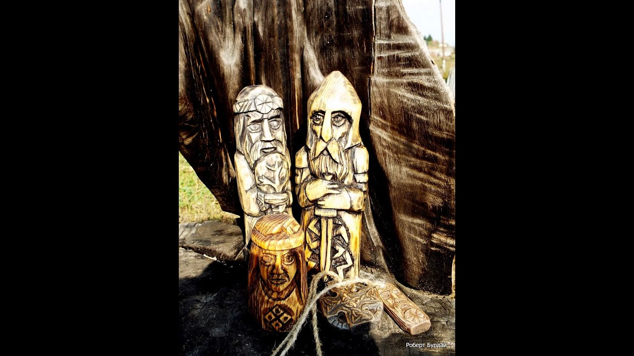 Кое что из моих поделок за последний год. woodcarving.