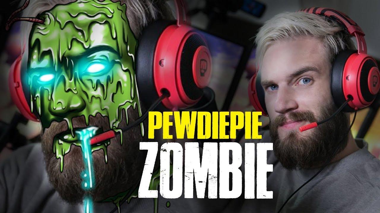 Pewdiepie As A Zombie Grime Clip Studio Paint Pro Youtube