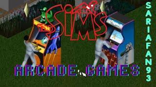 The Sims 1: Arcade Games