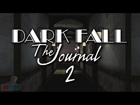 Dark Fall The Journal Part 2 | PC Gameplay Walkthrough | Game Let's Play