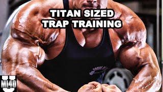 Titan Sized Traps Training | MI40 University - Ben Pakulski