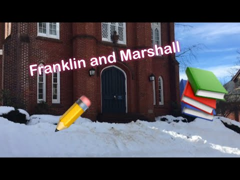 Franklin and Marshall college tour