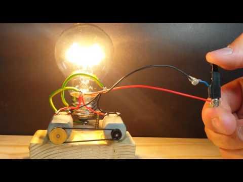Cara Membuat Lampu Menyala Tanpa Listrik