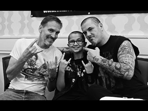 PHIL ANSELMO & BILL MOSELEY talk new collaboration EP and hilarity ensues