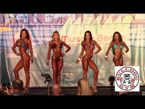 2018 NPC Miami Muscle Beach Bikini Overall