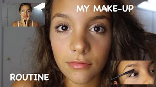 MY MAKE-UP ROUTINE || Iris Ferrari