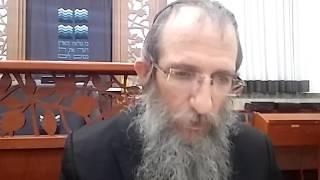 הרב ברוך וילהלם - תניא - אגרת התשובה - תחילת פרק ד