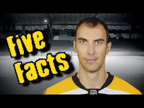Zdeno Chara/5 Facts You Never Knew