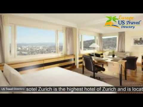 Swissotel Zurich 4 Stars Hotel in Zürich, Switzerland