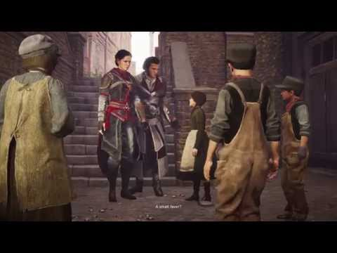 assassin's creed syndicate sequence 3 memory 1
