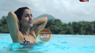 Hina Khan's HOT Swimming Pool Avatar!