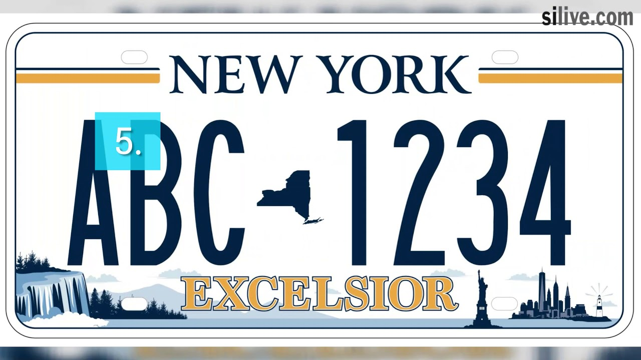 New New York license plate fees ripped as an unfair 'cash