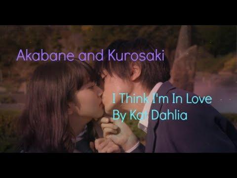 Akabane and Kurosaki | I Think I'm In Love By Kat Dahlia | Spoilers Included