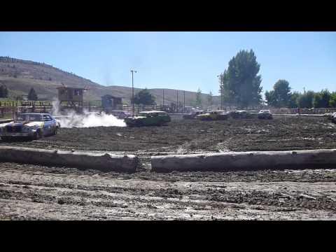 tonasket demolition derby 2012