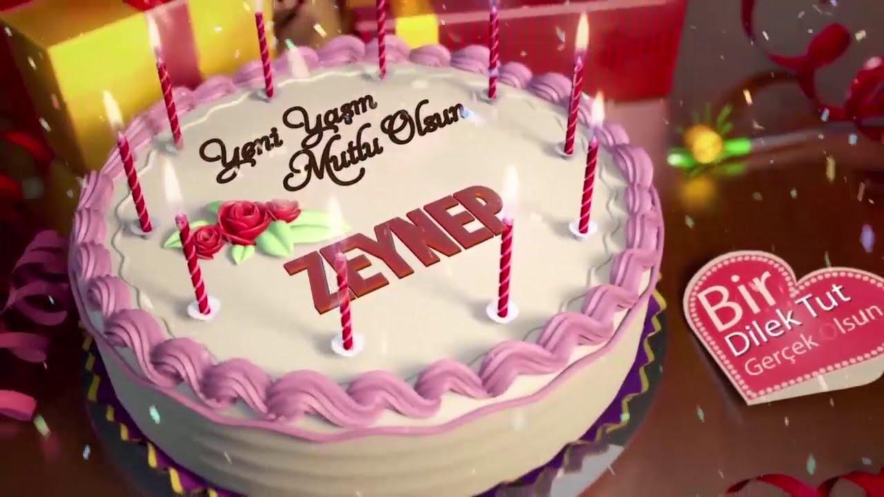 İyi ki doğdun ZEYNEP - İsme Özel Doğum Günü Şarkısı