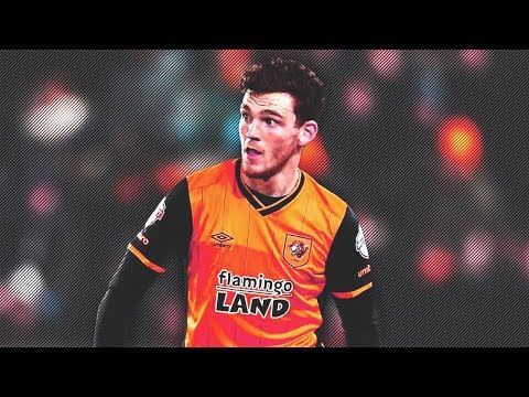 Andrew Robertson - Key Passes, Assists & Tackles 16/17