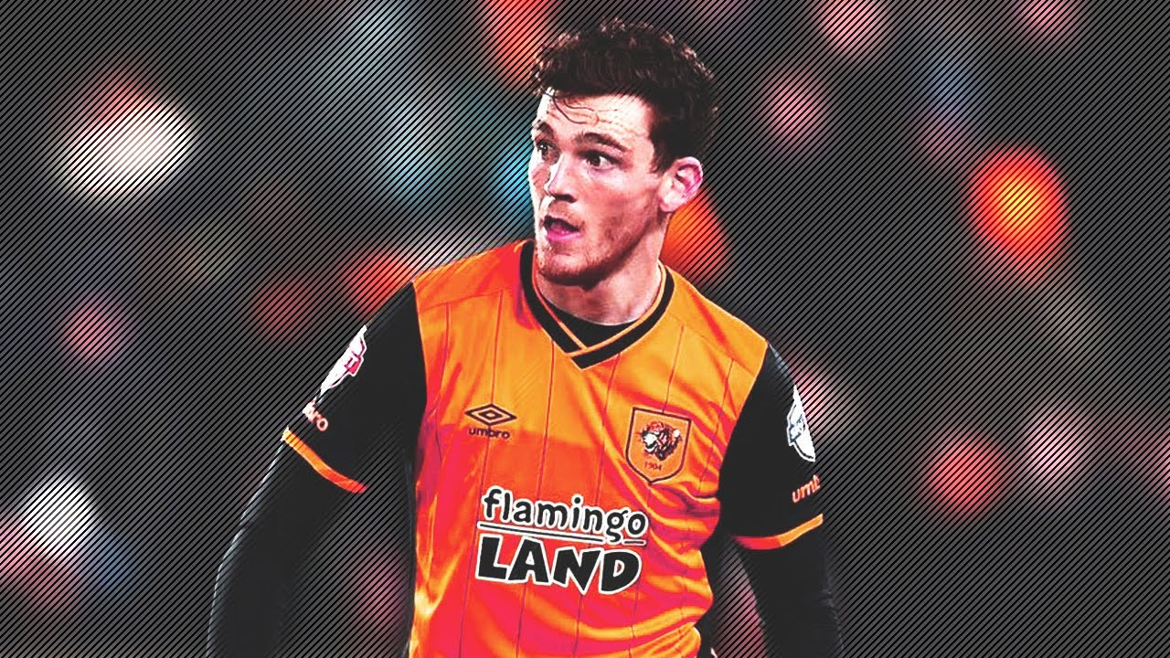 buy popular fcbb9 cb1a1 Andrew Robertson - Welcome To Liverpool?