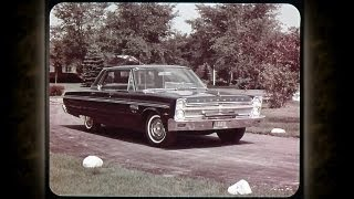1965 Plymouth Fury Sales Features - Dealer Promo Film