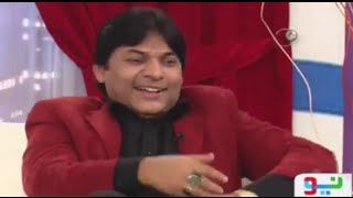 Sawa Teen 4 December 2015 - Sher Mian Dad - Punjabi Comedy Stage Show