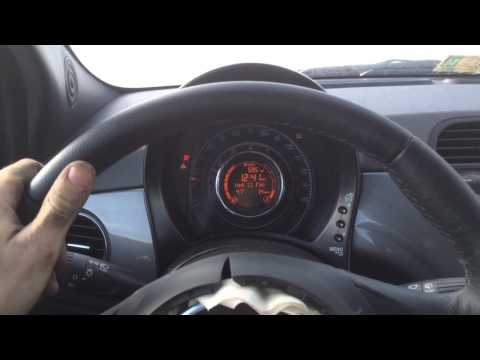 2013 fiat 500 sport salvage repair first drive
