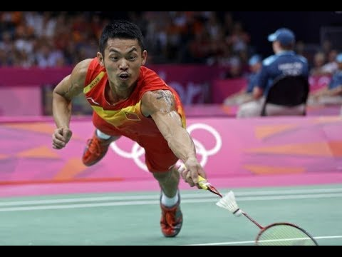 Top 10 Badminton players of 2017 (Men's Ranking)