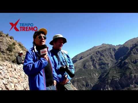 TIEMPO XTREMO N° 82 (bloque 2) / VALLE SONDONDO AYACUCHO, CÓNDOR ANDINO Y RUINAS DE KANICHE