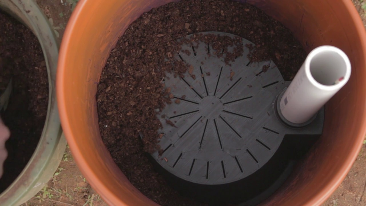 Grobucket The Ultimate Self Watering Container Garden